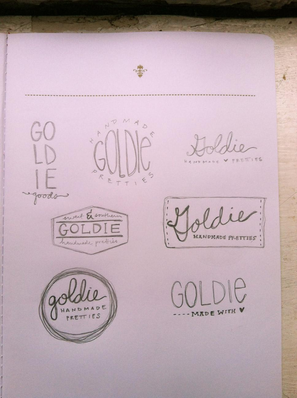 Goldie: Handmade With Love - image 1 - student project