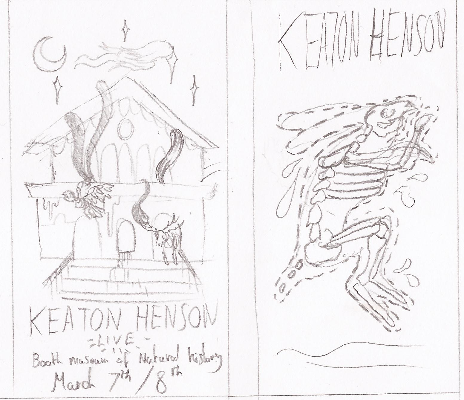 Keaton Henson - Museum Tour. - image 1 - student project