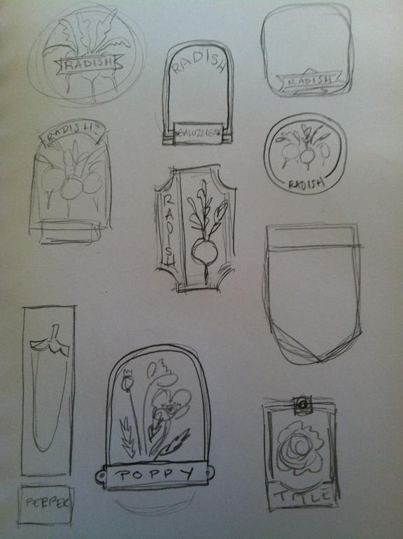 Garden Markers - image 4 - student project