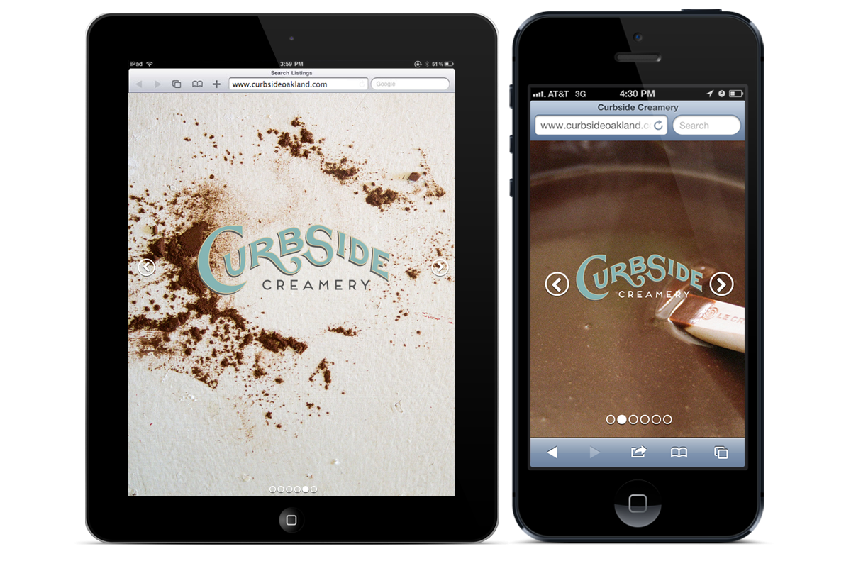 Curbside Creamery - image 2 - student project