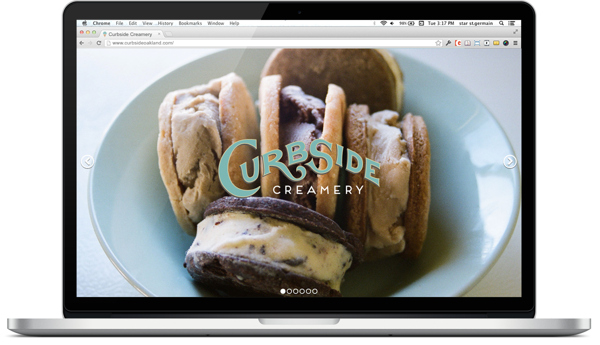 Curbside Creamery - image 1 - student project