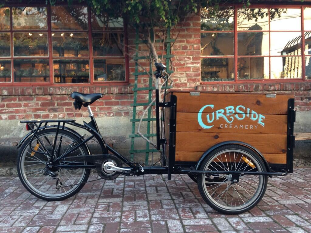 Curbside Creamery - image 4 - student project