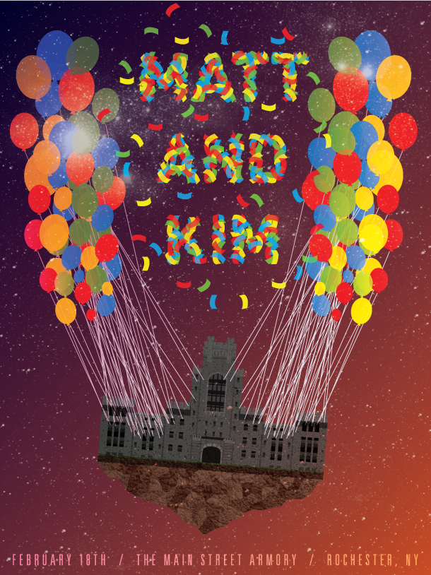 Matt & Kim - image 1 - student project