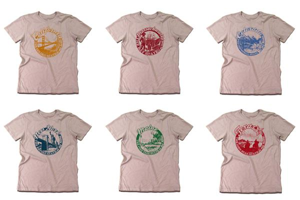 The Press Bed | T-Shirts - image 6 - student project