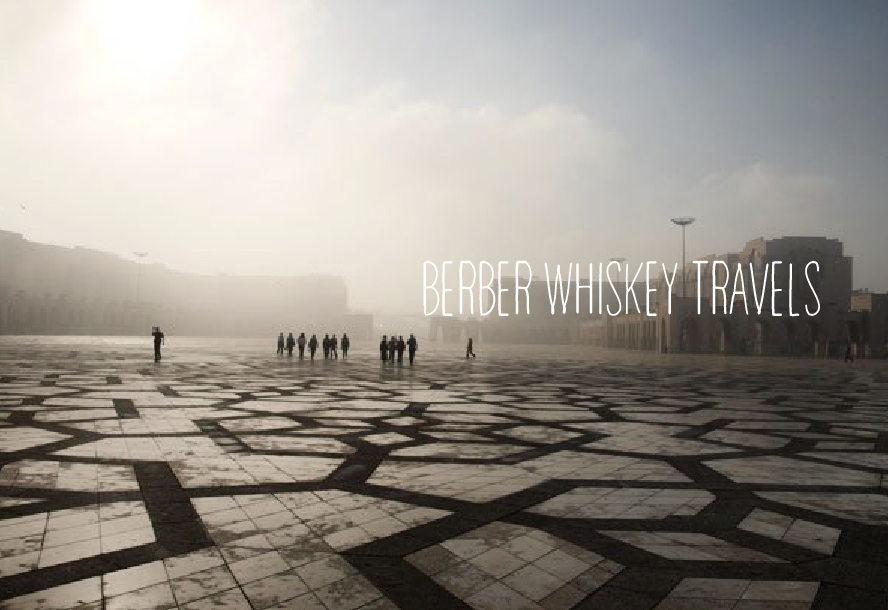 Berber Whiskey Travels: Morocco through patterns - image 8 - student project