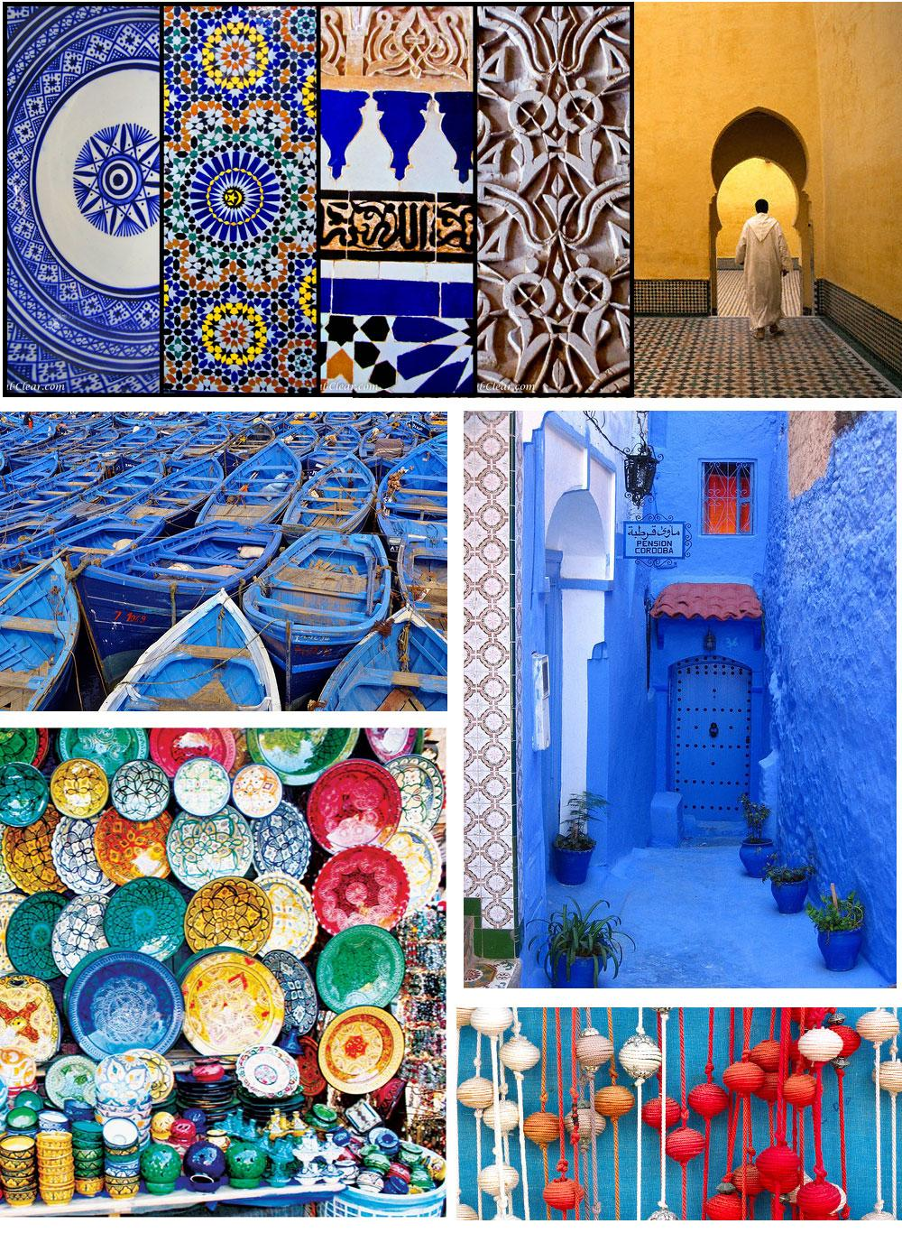 Berber Whiskey Travels: Morocco through patterns - image 1 - student project