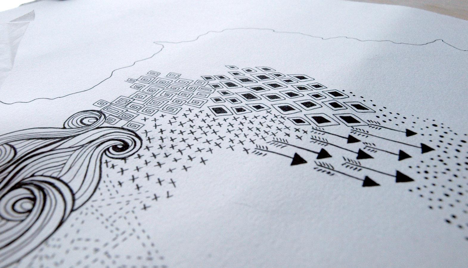 Berber Whiskey Travels: Morocco through patterns - image 6 - student project