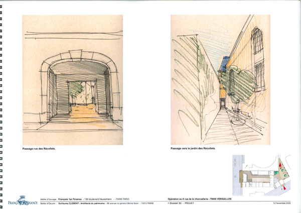Versailles, now and then - image 4 - student project