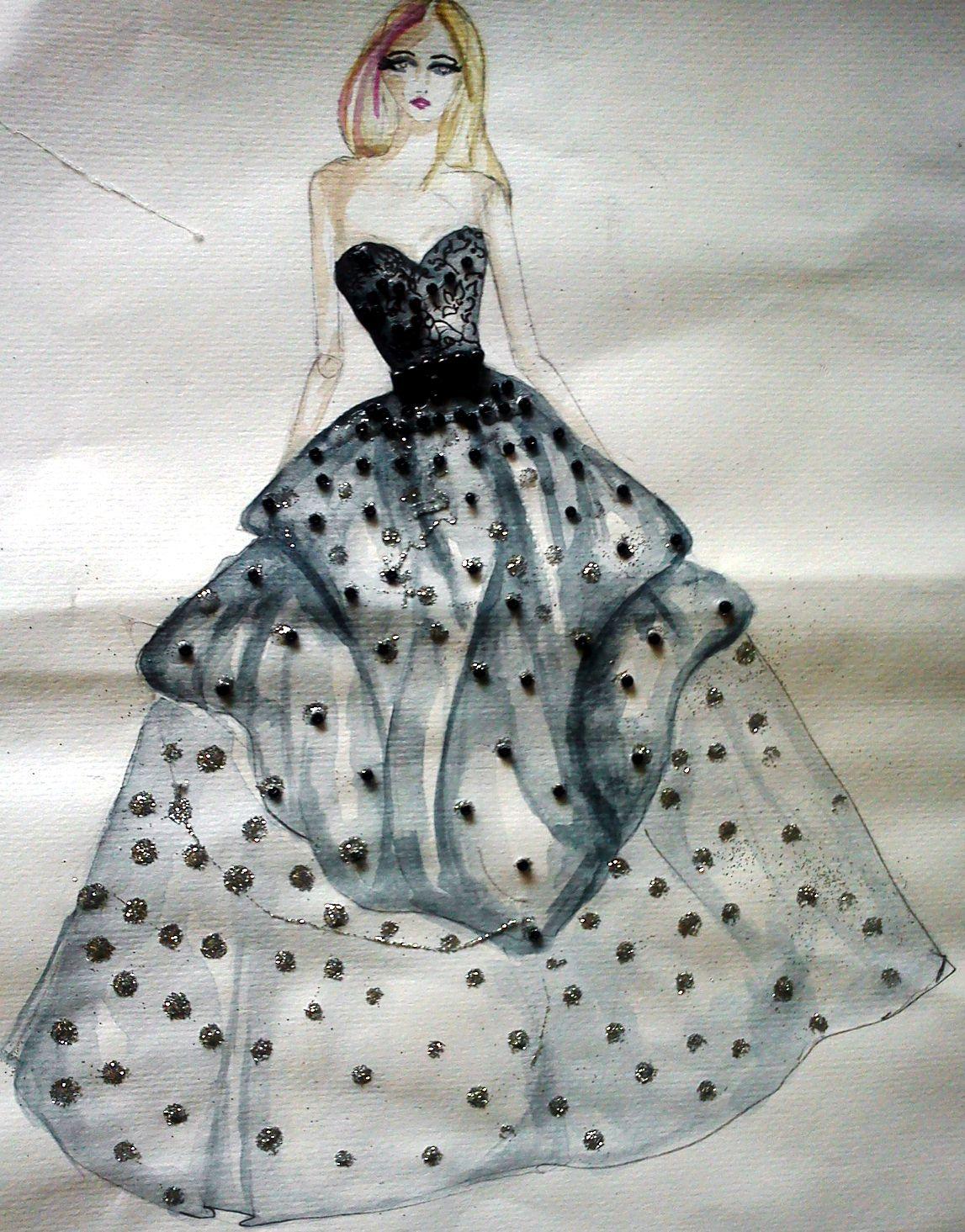 Final Punk rock princess - image 3 - student project