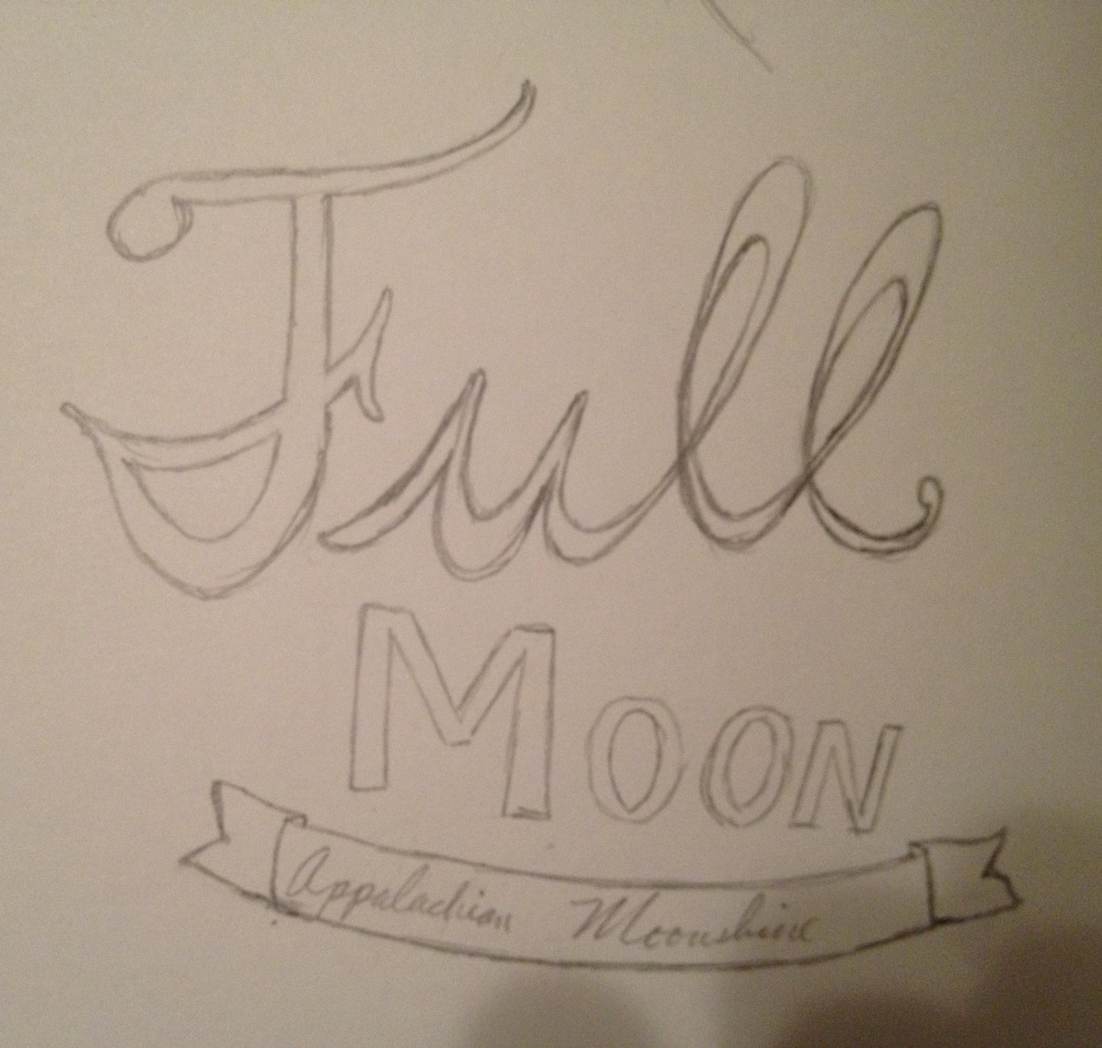 Full Moon Appalachian Moonshine - image 8 - student project