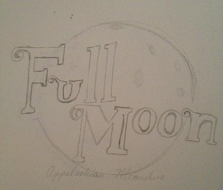 Full Moon Appalachian Moonshine - image 3 - student project