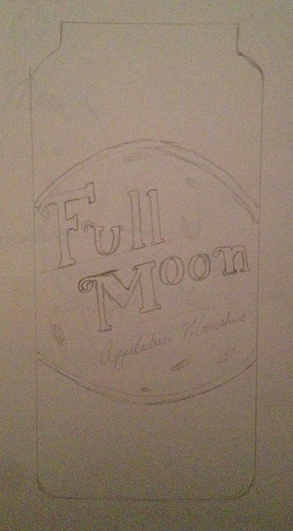 Full Moon Appalachian Moonshine - image 4 - student project