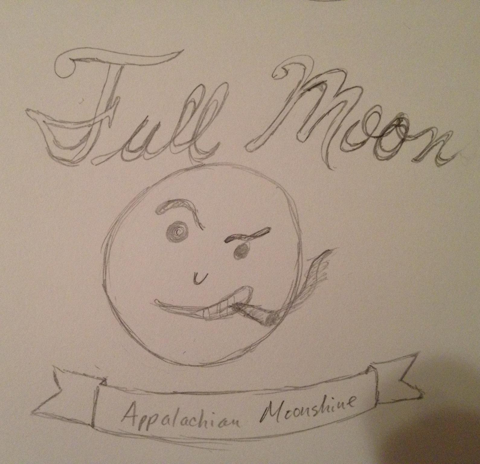 Full Moon Appalachian Moonshine - image 7 - student project