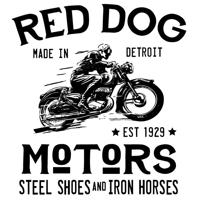 Vintage Motorcycle Builders - image 2 - student project