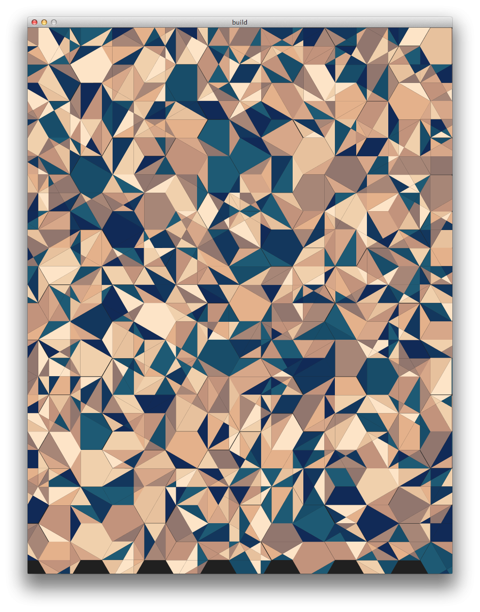 Generative Art Project - image 4 - student project