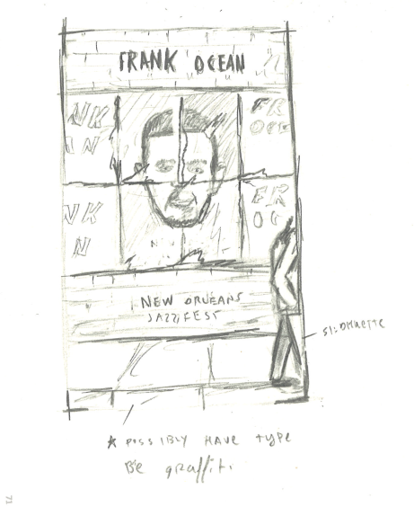 Frank Ocean - image 14 - student project