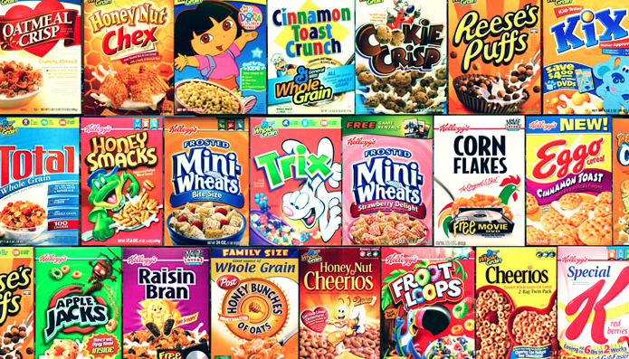 Johnny Cupcakes Cereal Brand - image 1 - student project