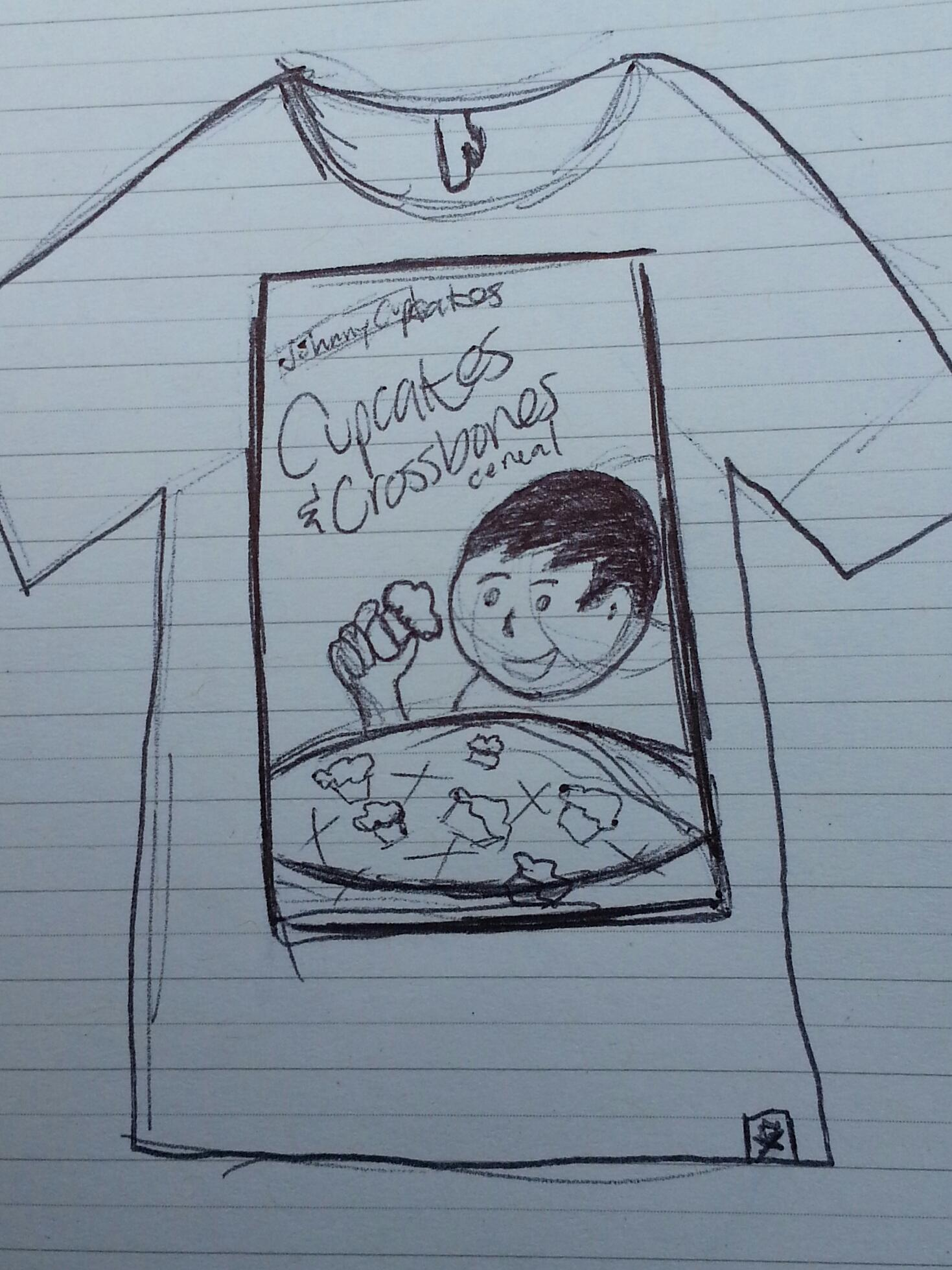 Johnny Cupcakes Cereal Brand - image 4 - student project
