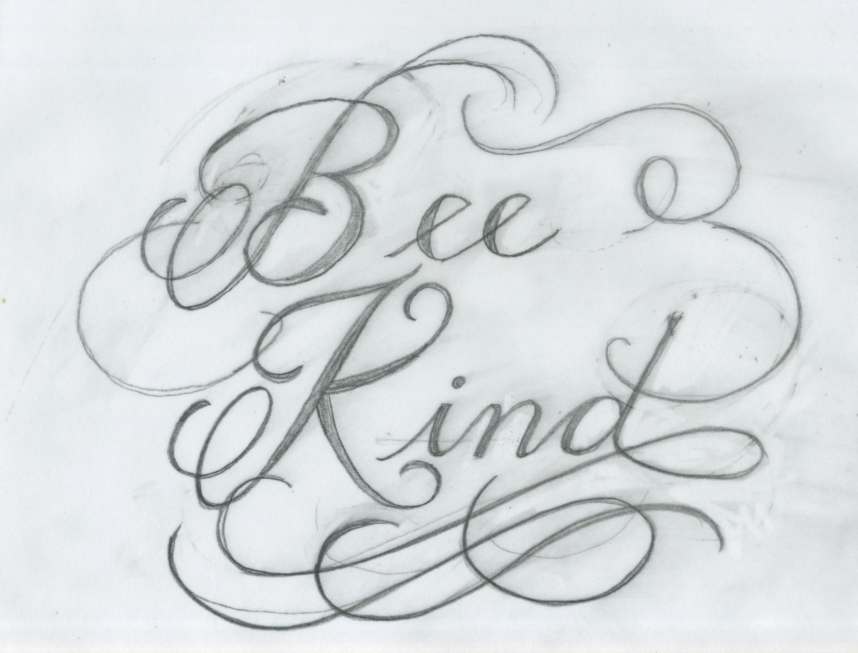 Bee Kind - image 1 - student project