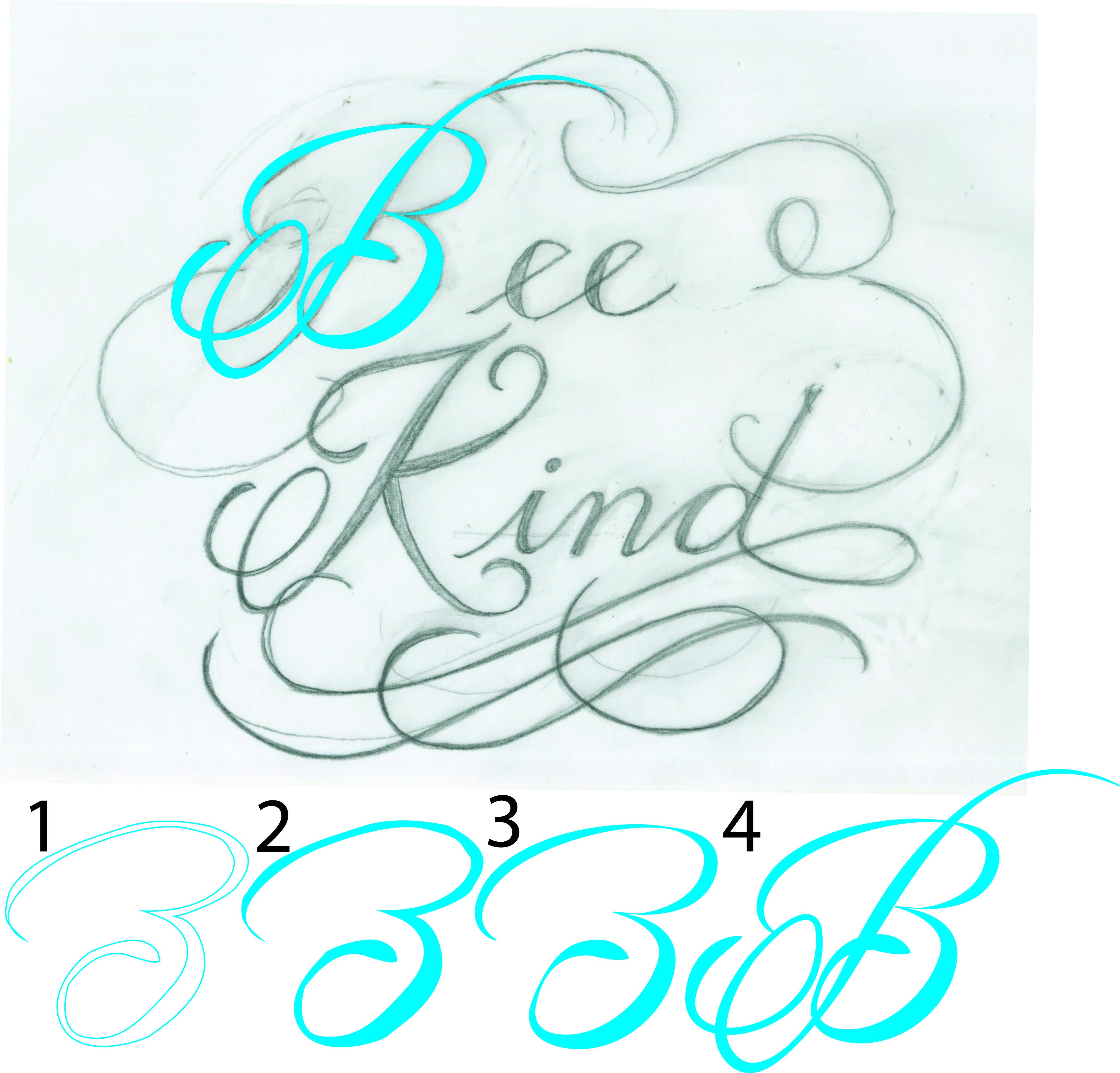 Bee Kind - image 2 - student project