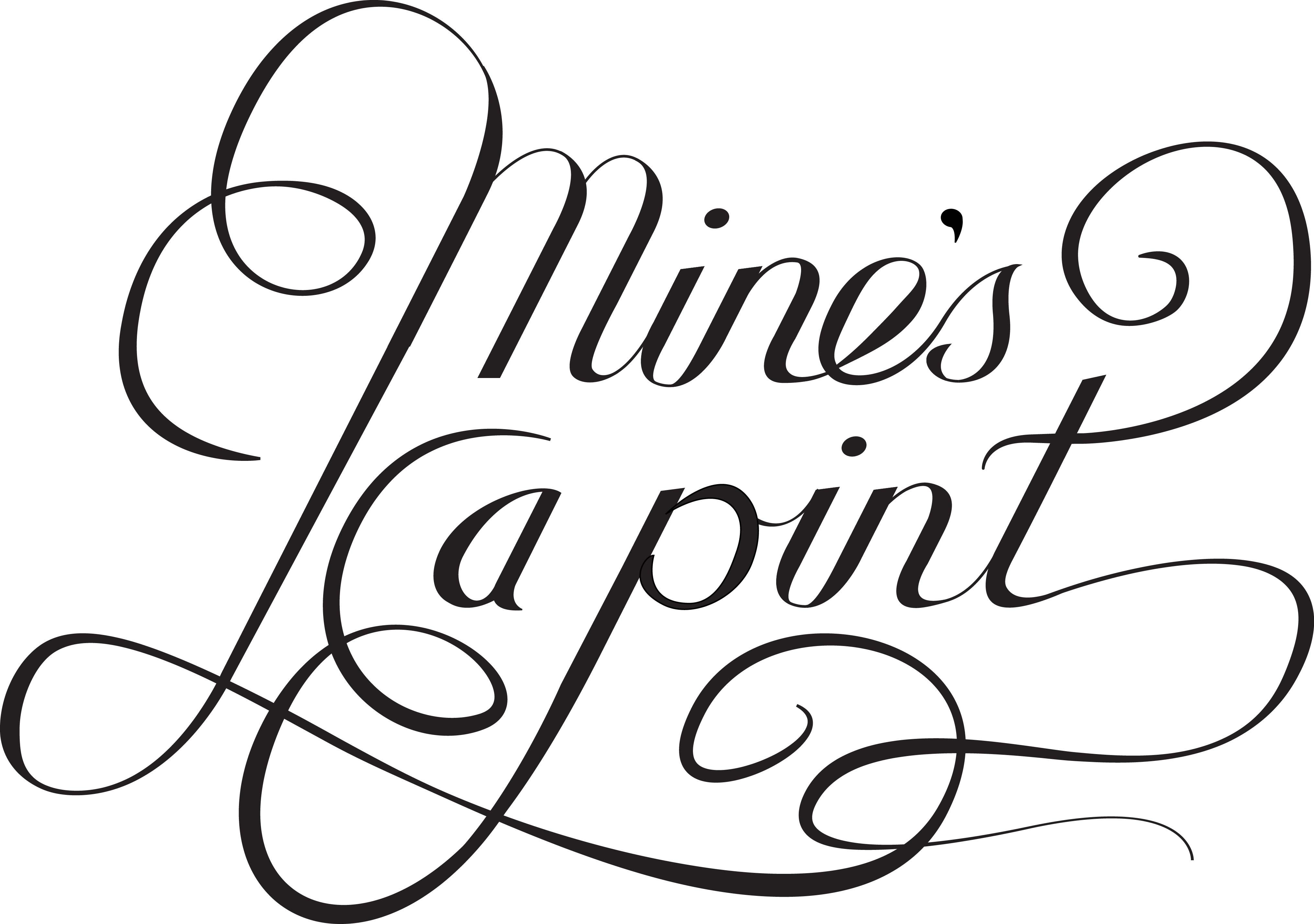 Mine's a pint - image 1 - student project