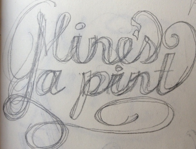Mine's a pint - image 2 - student project