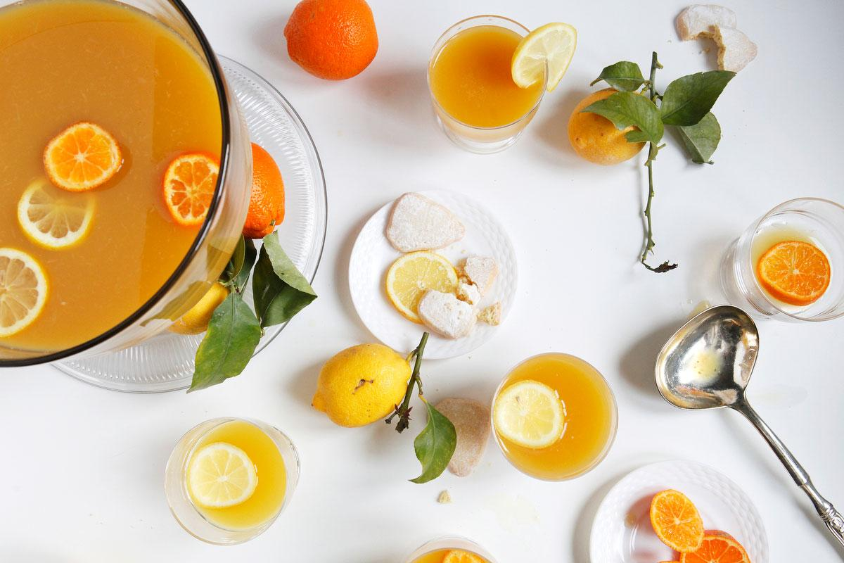 Whiskey sour punch - image 2 - student project