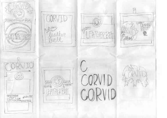 Corvid Kids Accessories  - image 5 - student project