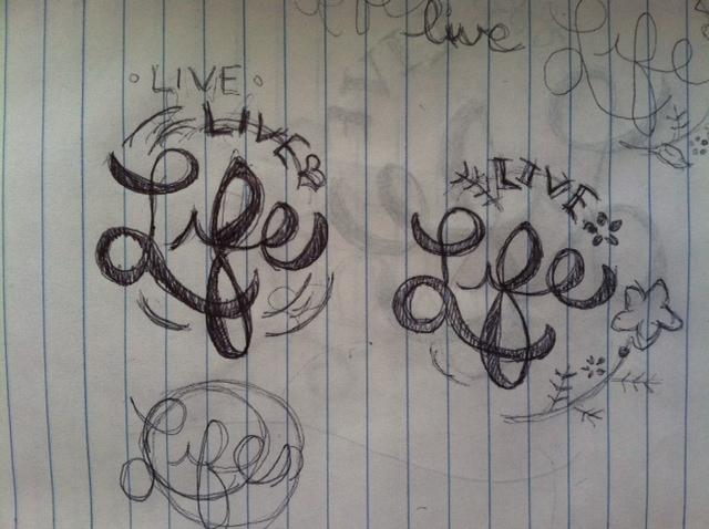 Live Life - image 2 - student project