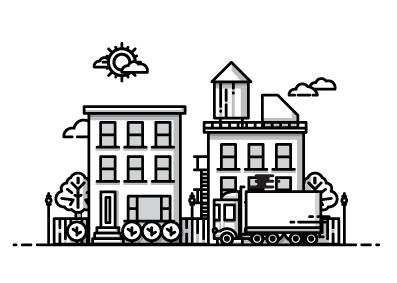Philadelphia Historical Buildings  - image 3 - student project