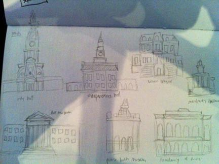 Philadelphia Historical Buildings  - image 2 - student project