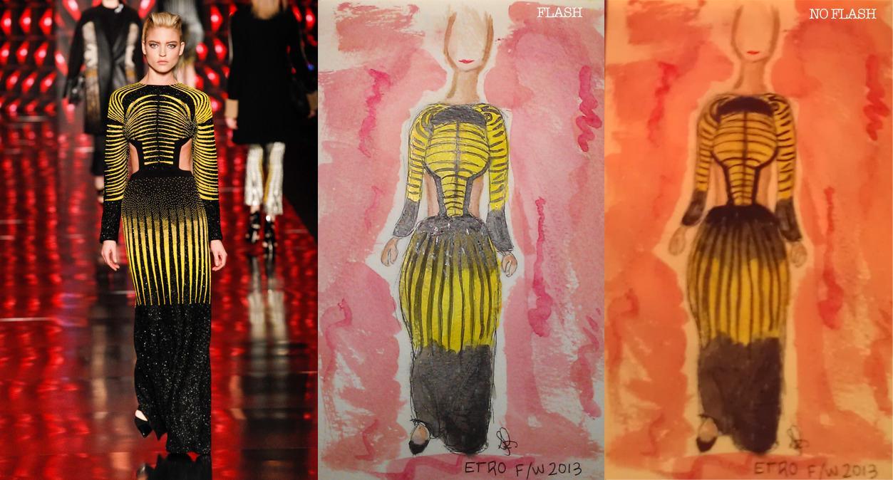 EMBELLISHED!: FEMININE EDGE - image 8 - student project