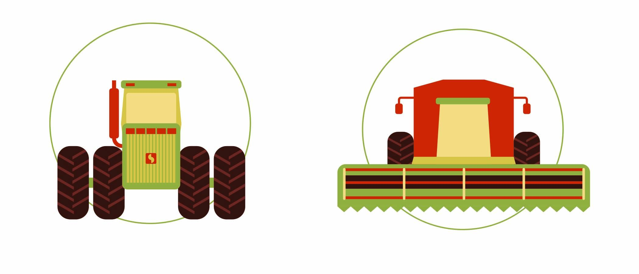 Agricultural Icons - image 3 - student project