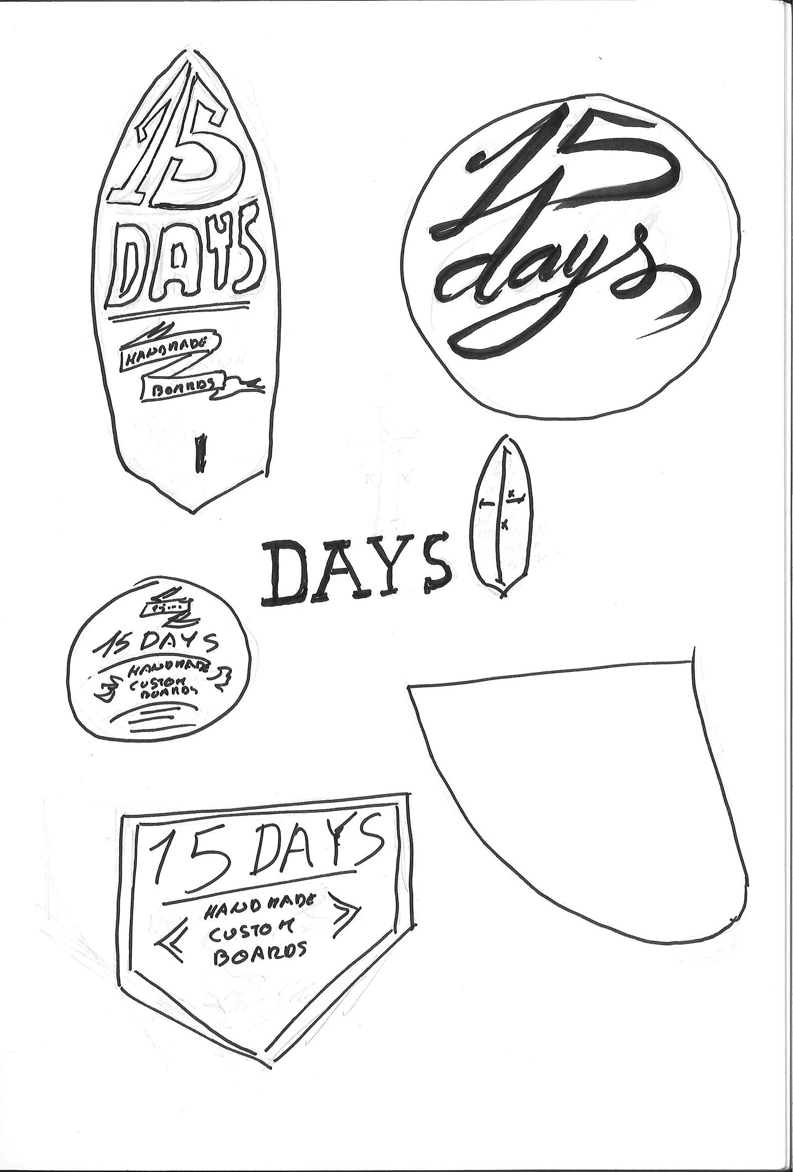 15 days boards - image 3 - student project