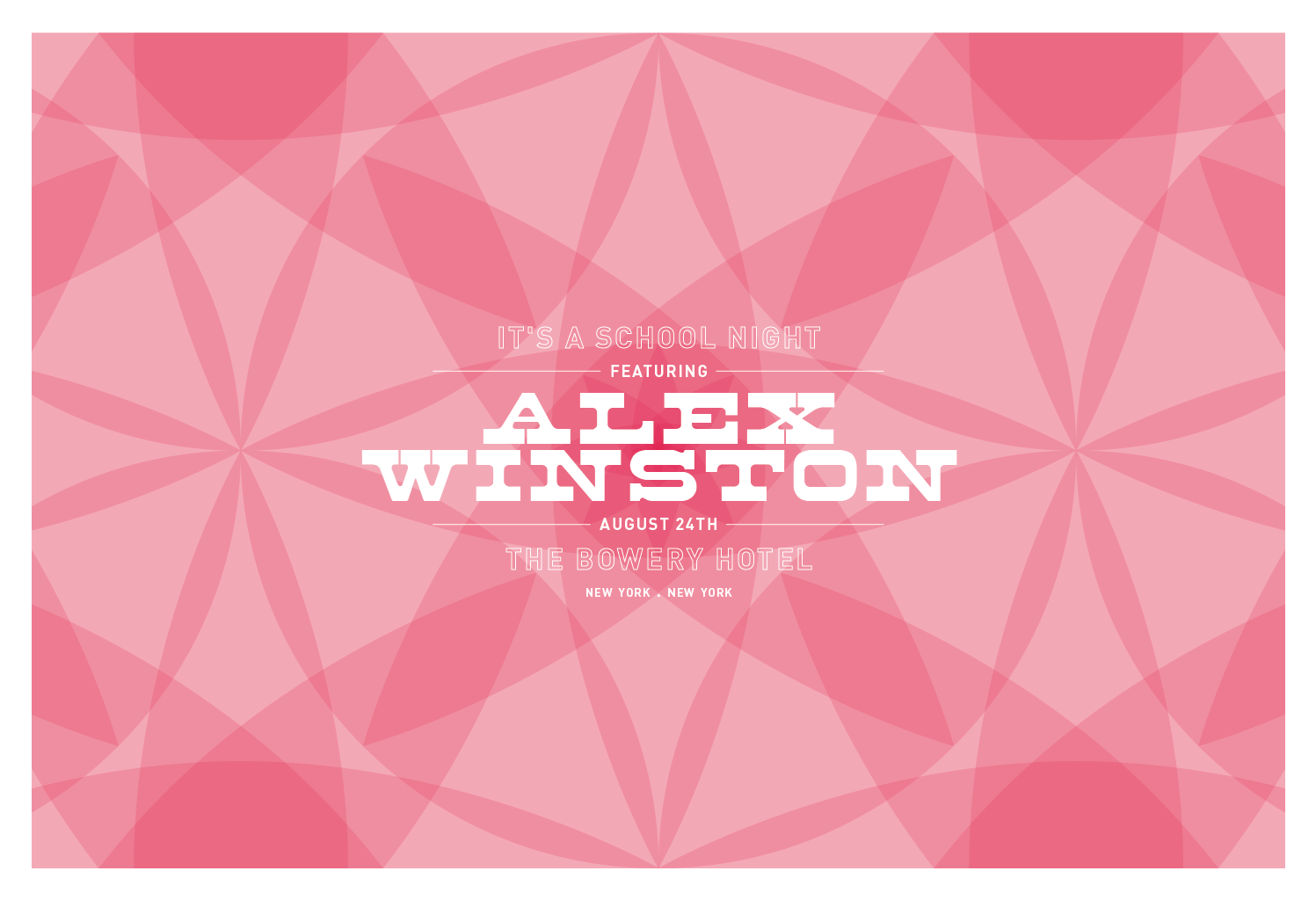 Alex Winston - image 10 - student project