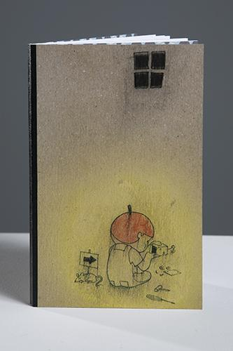 Earthbound Notebooks - image 2 - student project