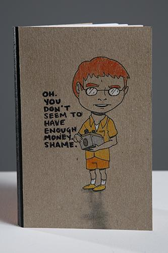 Earthbound Notebooks - image 6 - student project