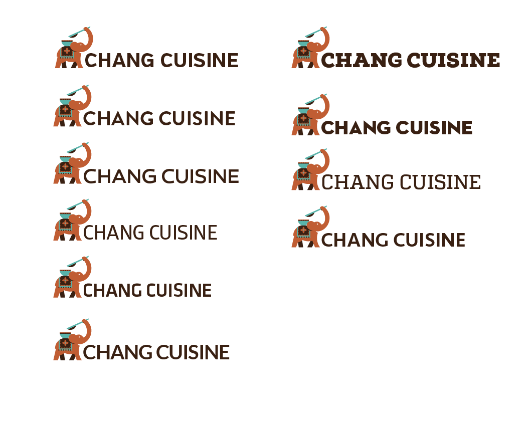 SAMPLE PROJECT - Chang Thai Cuisine - image 5 - student project