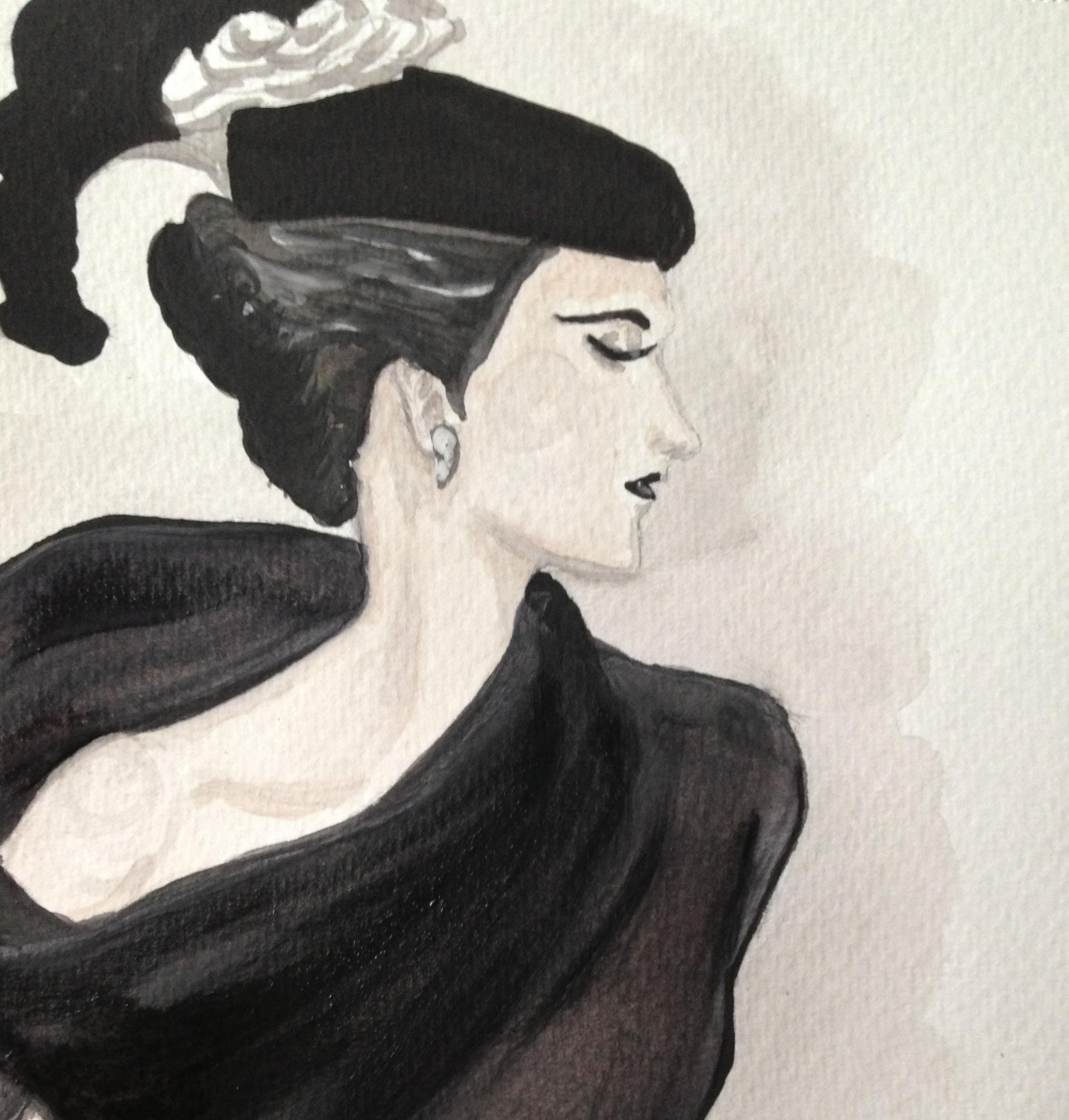 WATERCOLOR: The Classic Look - image 5 - student project