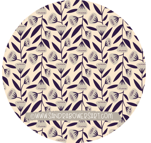 Morning Stroll Pattern Collection - image 7 - student project