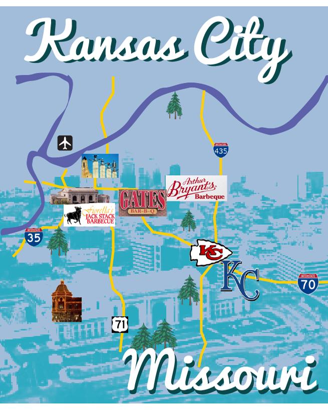 Kansas City! - image 2 - student project