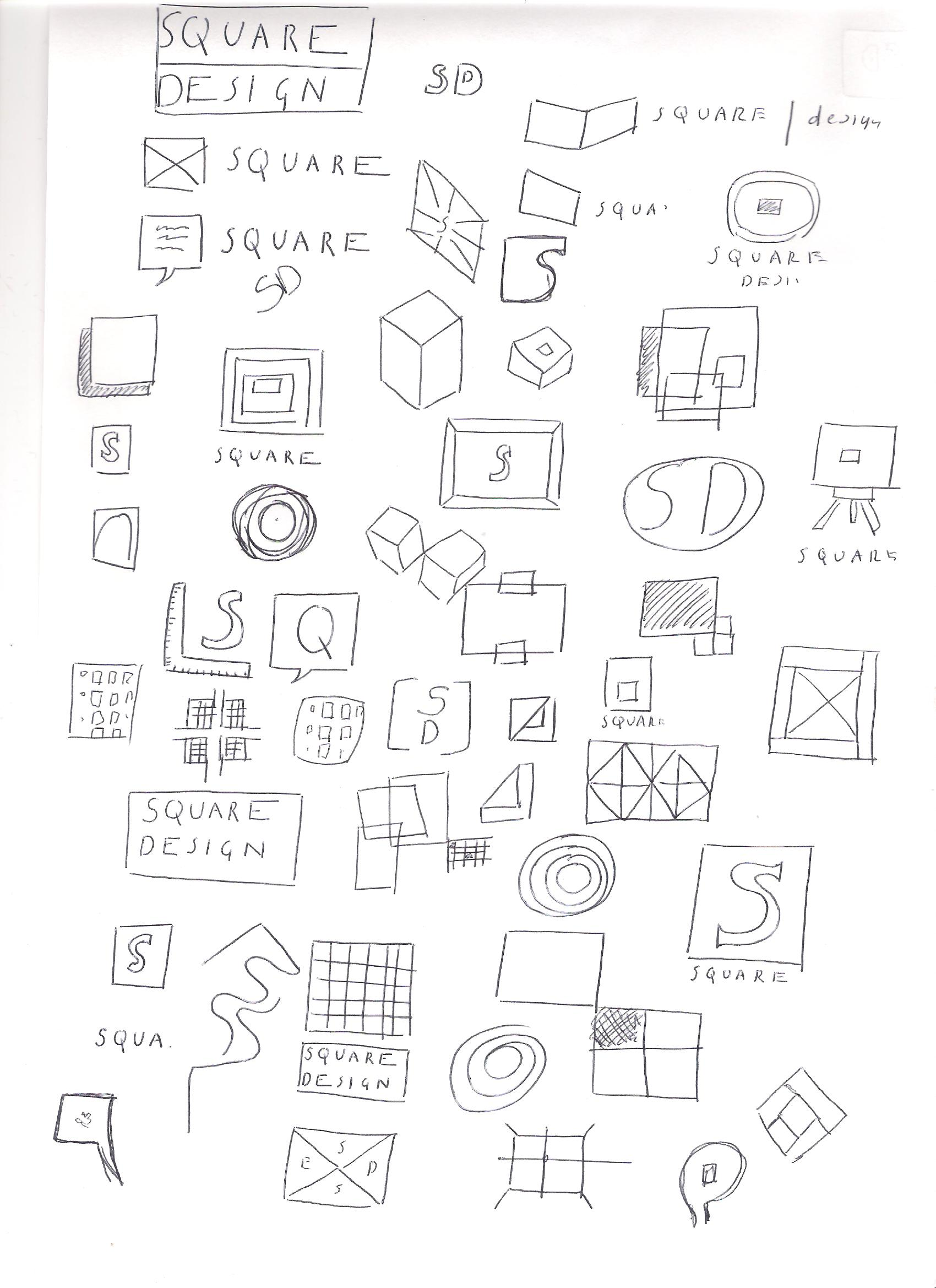 Square Design (Mood Boards)  - image 10 - student project