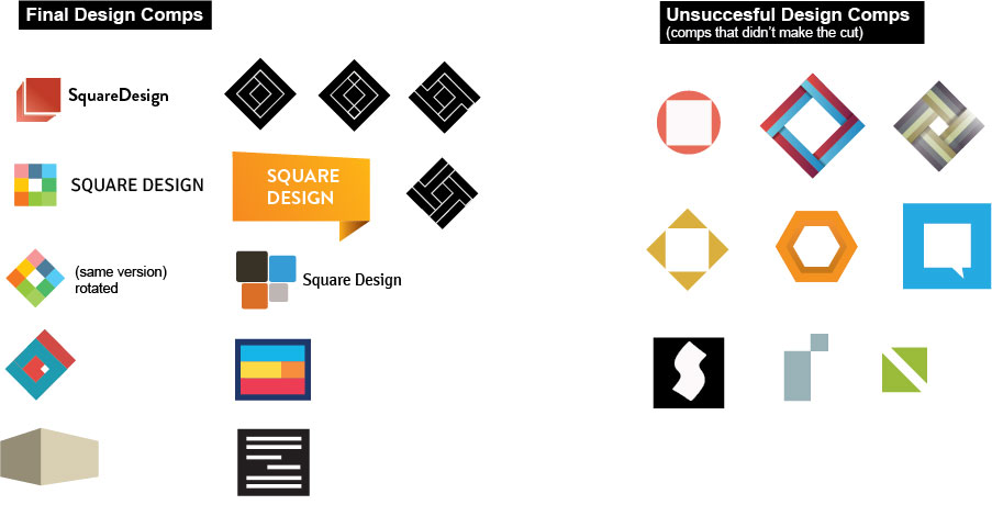 Square Design (Mood Boards)  - image 16 - student project