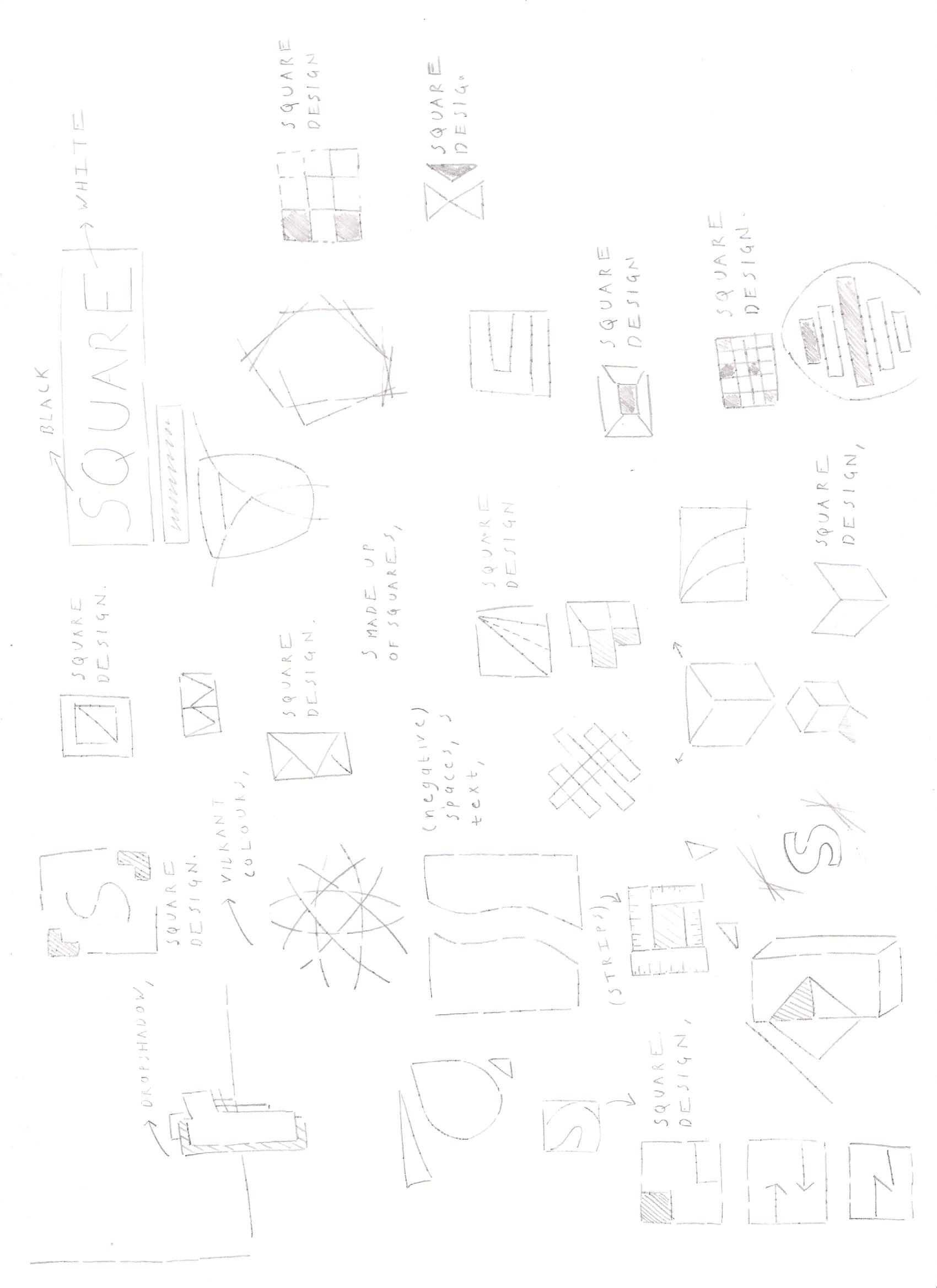 Square Design (Mood Boards)  - image 5 - student project