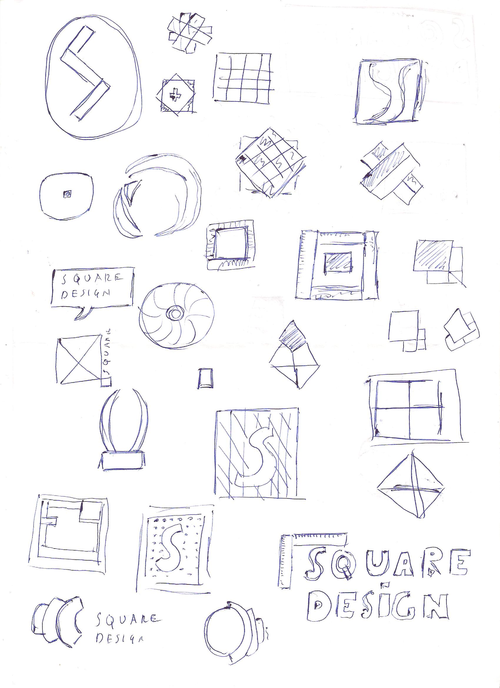 Square Design (Mood Boards)  - image 8 - student project