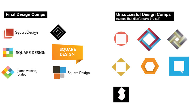 Square Design (Mood Boards)  - image 15 - student project