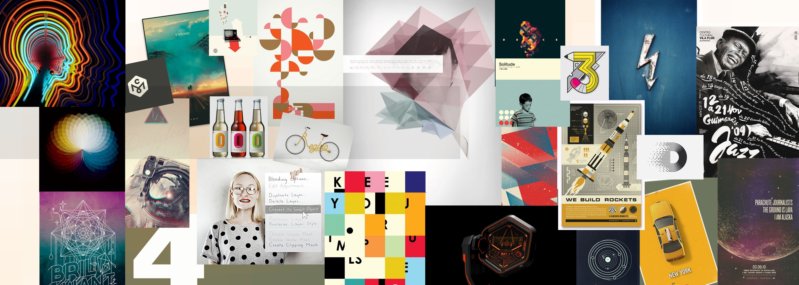 Square Design (Mood Boards)  - image 4 - student project