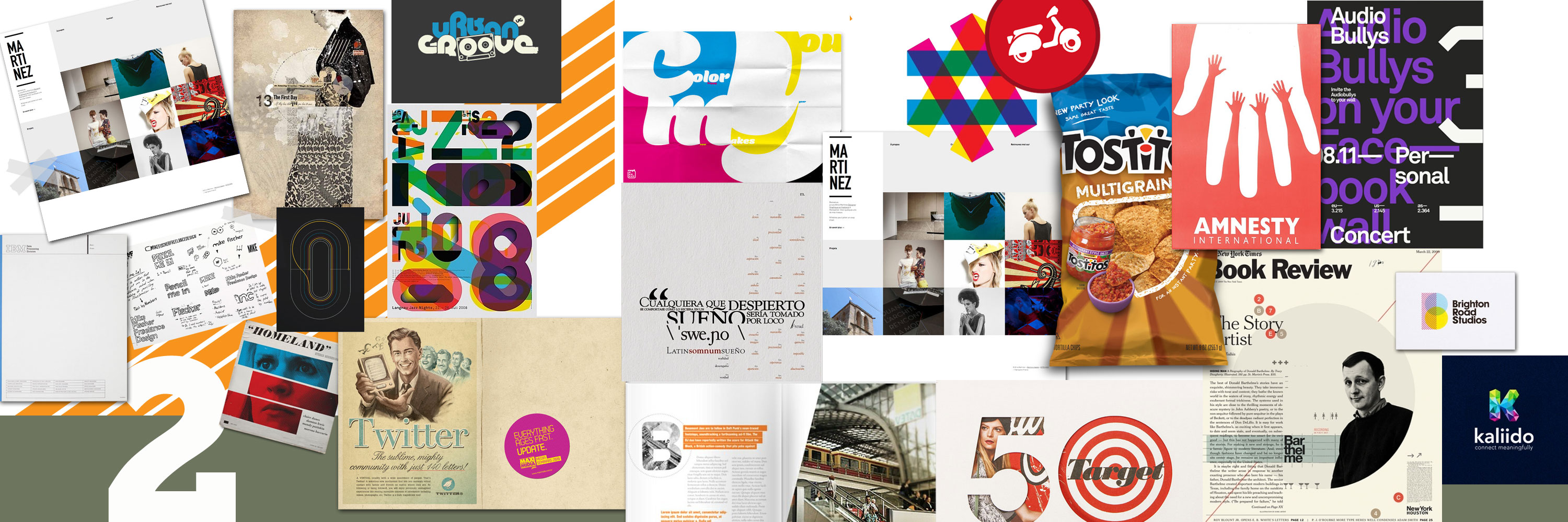 Square Design (Mood Boards)  - image 2 - student project