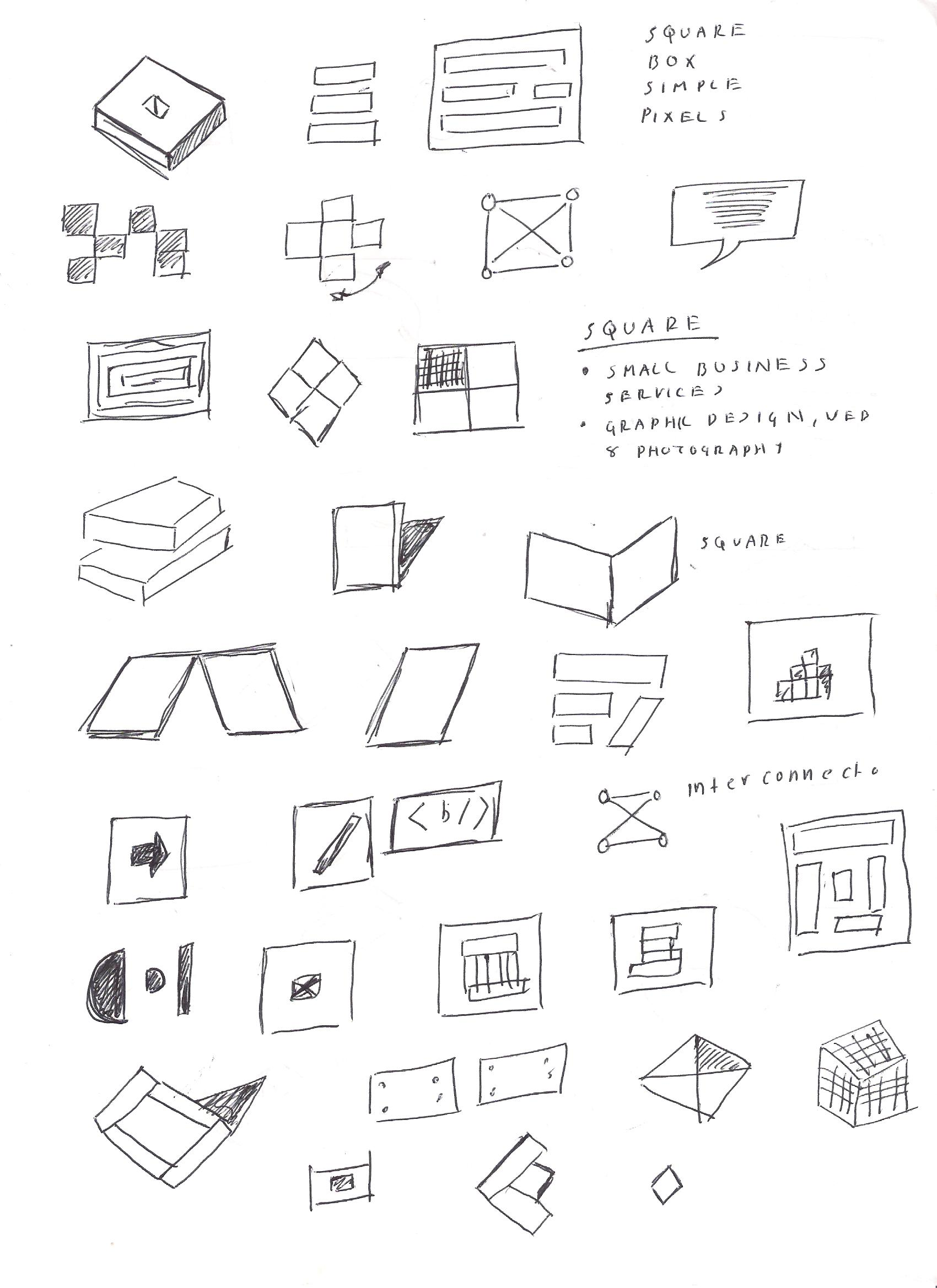 Square Design (Mood Boards)  - image 11 - student project
