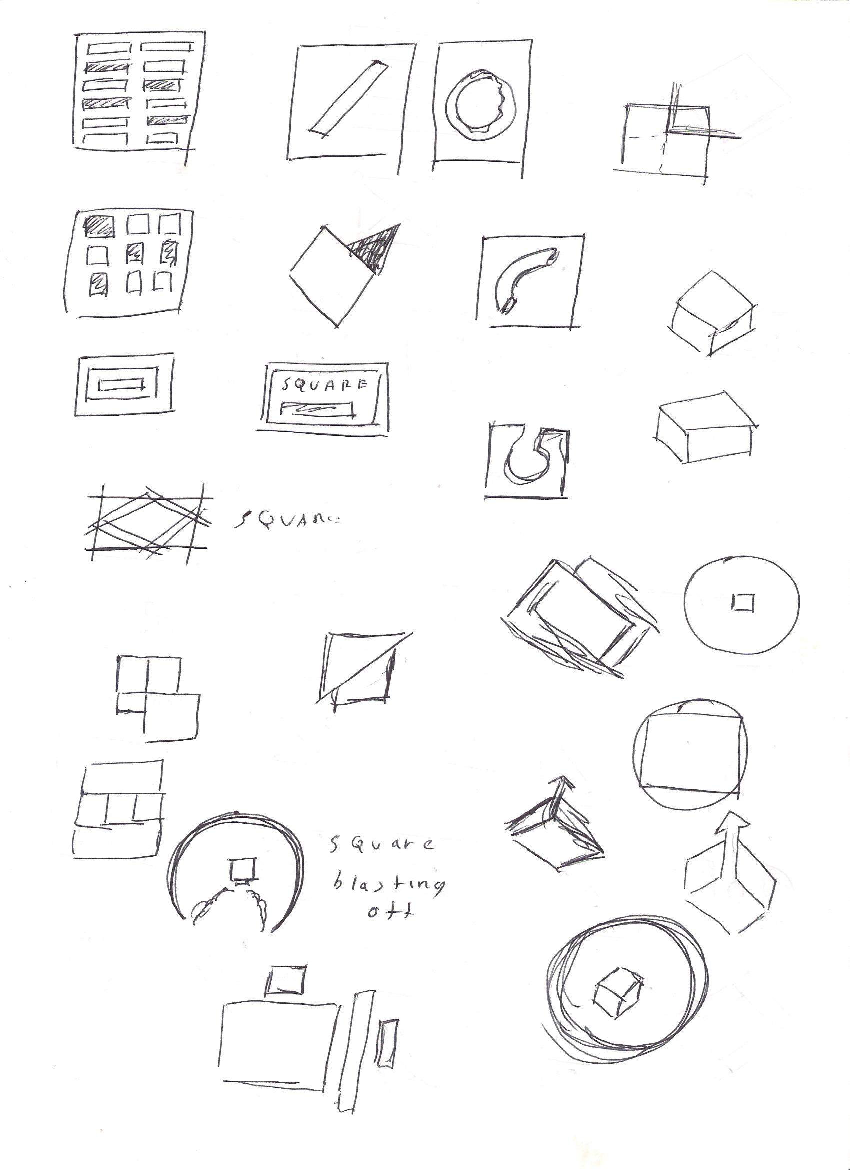 Square Design (Mood Boards)  - image 12 - student project